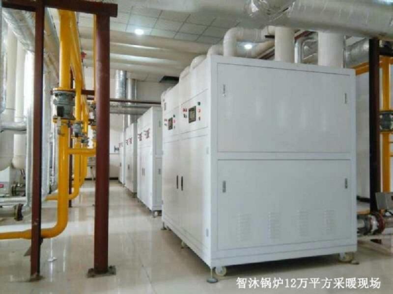 大型供暖天然气rb88手机版案例